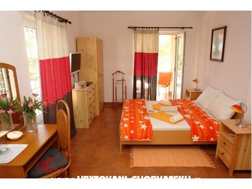 Szobák i apartmani - Vila Irming - ostrov Hvar Horvátország