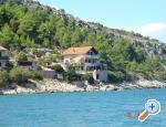 Vila Marija - Uvala Prapotna - ostrov Hvar Chorvatsko