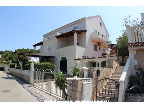Villa Blaskovic - ostrov Hvar Chorvatsko