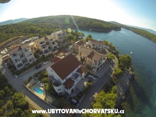 Villa Blaskovic - ostrov Hvar Croatia