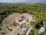 VILLA HARPOCRATES - ostrov Hvar Chorvatsko