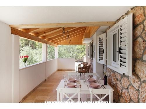 Villa la Lavanda - ostrov Hvar Horvátország