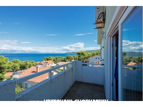 Villa Maria - ostrov Hvar Chorvatsko