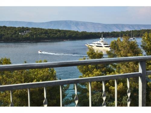 Villa MER - ostrov Hvar Croatia