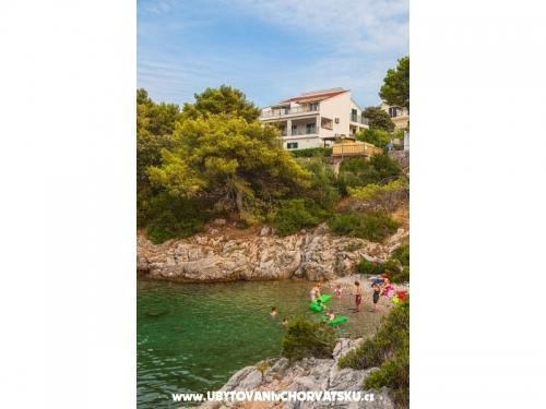 Villa MER - ostrov Hvar Horvátország