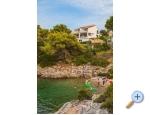 Villa MER - ostrov Hvar Kroatien