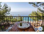 Villa pod borom - ostrov Hvar Chorvatsko