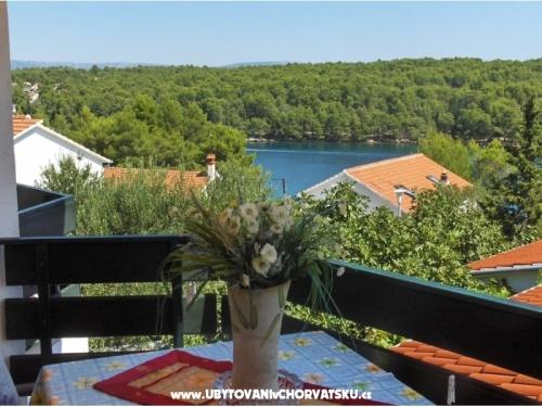 Villa Ema - ostrov Hvar Croatie