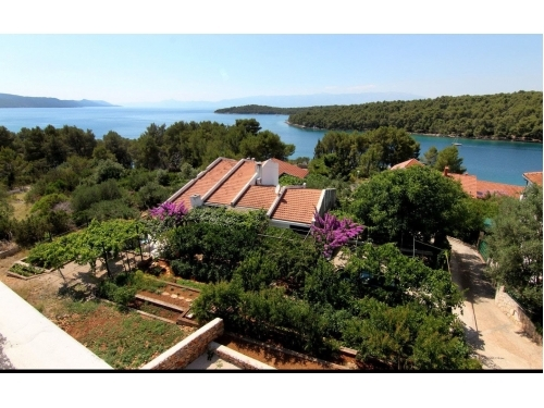 Villa Ema - ostrov Hvar Kroatien