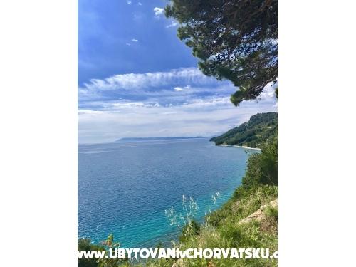 Apartmaji  Ines - Igrane Hrvaška