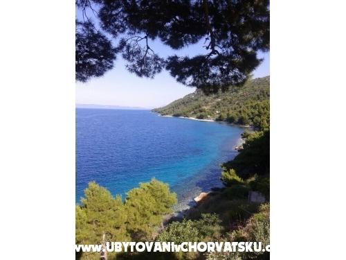 Apartmány  Ines - Igrane Chorvatsko