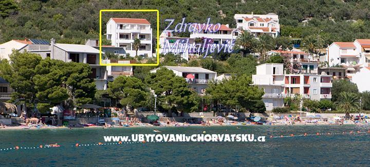 Chorwacja noclegi nad morzem na sprzedaż pod wynajem zakopane