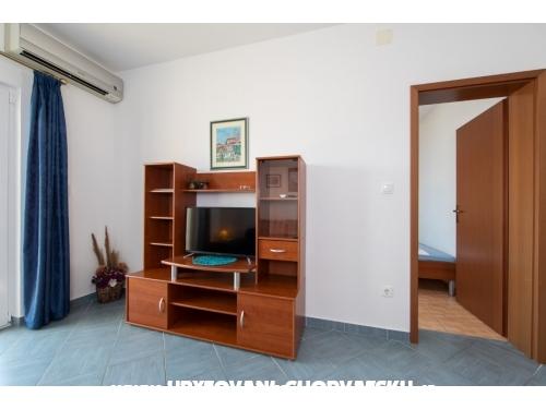 Apartmaji Jurko - Igrane Hrvaška