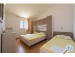 Appartements Jurko - Igrane Kroatien