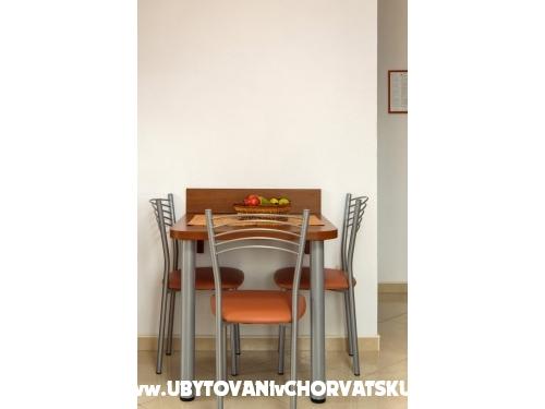 Apartmány Karmelo Lulić - Igrane Chorvátsko
