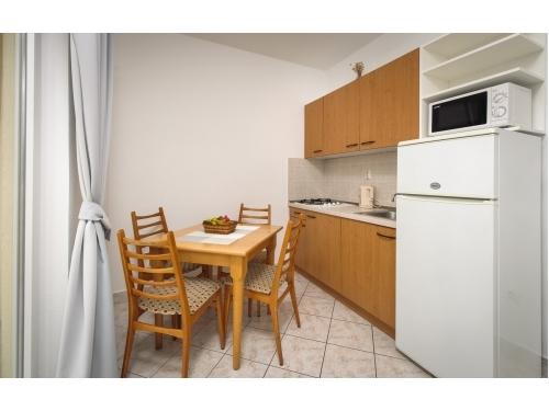 Appartements Karmelo Luli� - Igrane Kroatien