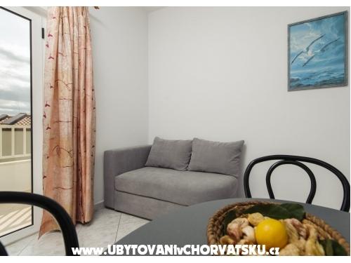 Apartmány Karmelo Lulić - Igrane Chorvatsko