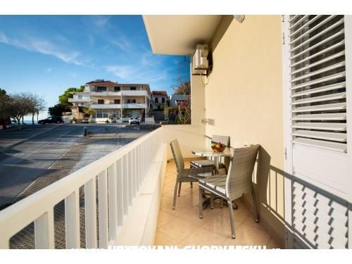Apartments Karmelo Luli� - Igrane Croatia