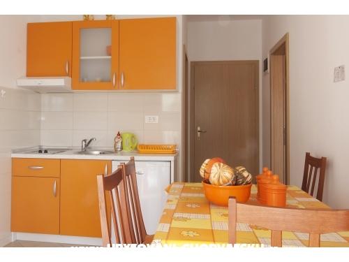 Apartmány Miočević - Igrane Chorvátsko