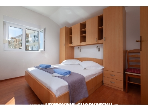 апартаменты Panorama - Igrane Хорватия