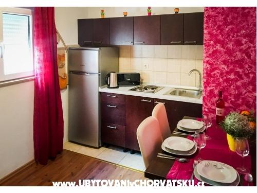 Apartmaji Peko - Igrane Hrvaška