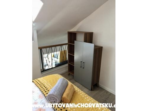 Apartmány Peko - Igrane Chorvatsko