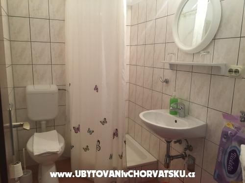 Apartmaji Ribarević - Igrane Hrvaška