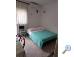 Appartements Ribarević - Igrane Kroatien