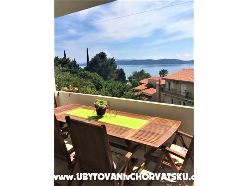Apartmanok Sanda - Igrane Horvátország