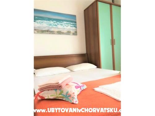 Apartmaji Sanda - Igrane Hrvaška