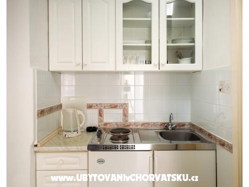 Apartmány Šodan - Igrane Chorvátsko