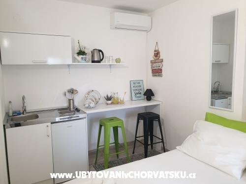 Apartmány Šušak - Igrane Chorvátsko