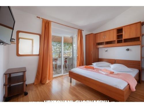 Apartmány Tonko - Igrane Chorvátsko