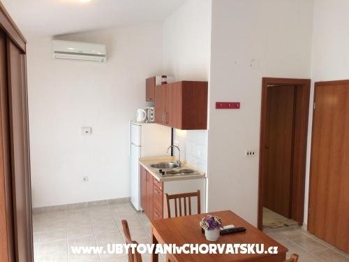 Apartmány Franka - Igrane Chorvatsko