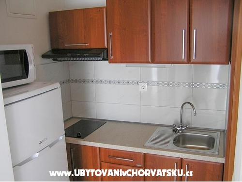 Apartmanok Franka - Igrane Horvátország