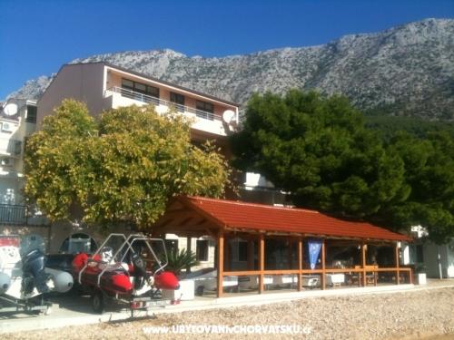 Apartamenty RIBICA 5 - Igrane Chorwacja