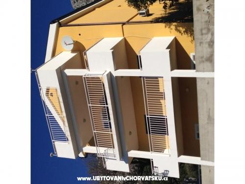 Apartm�ny RIBICA 5 - Igrane Chorvatsko