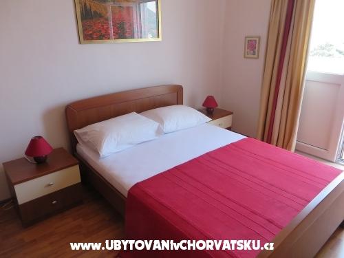 Apartmanok M - Igrane Horvátország