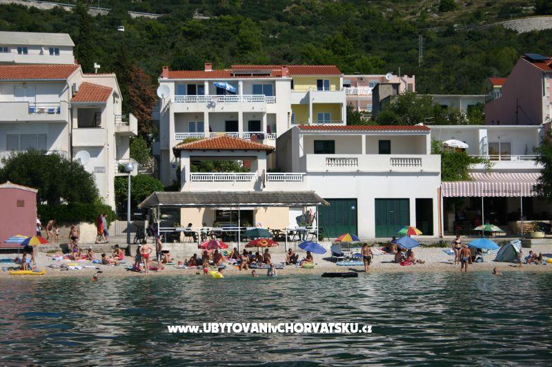 wakacje chorwacja wyspa hvar hotel stari grad mapa