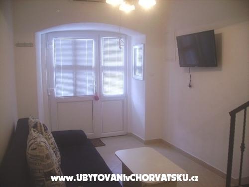 Apartmanok Riva - Igrane Horvátország