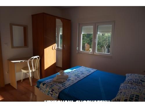 Apartmaji Vedrana - Igrane Hrvaška