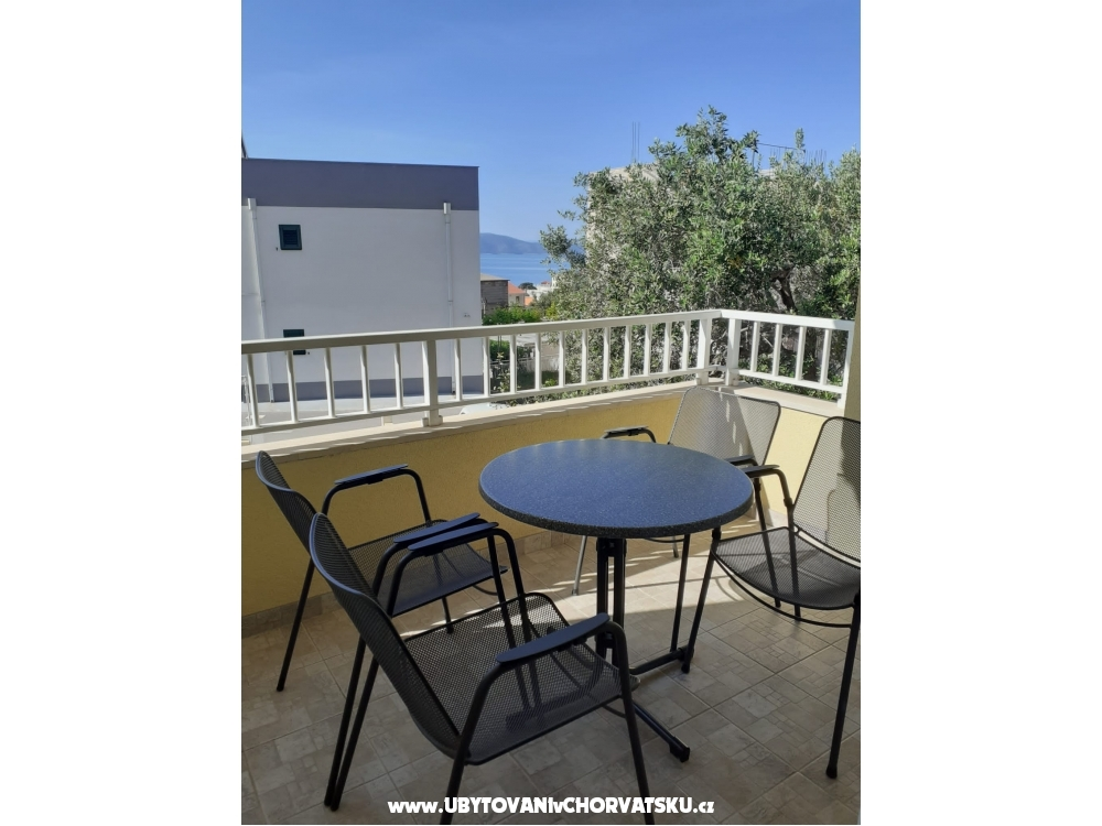 Apartm�ny Vedrana - Igrane Chorvatsko