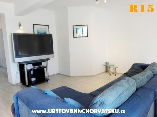 Apartmány Ribica 1 - Igrane Chorvatsko