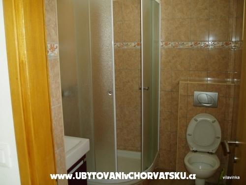 Vila Vinka - Igrane Chorvátsko