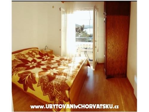 Apartmány Ankica - Drace & Trstenik Chorvátsko