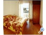 Apartmány Ankica - Drace & Trstenik Chorvatsko
