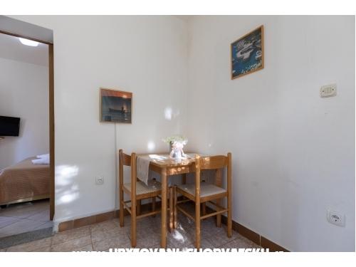 Apartmány Deak - Drace & Trstenik Chorvatsko