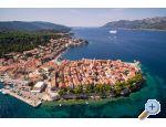 Apartmanok Deak - Drace & Trstenik Horvátország