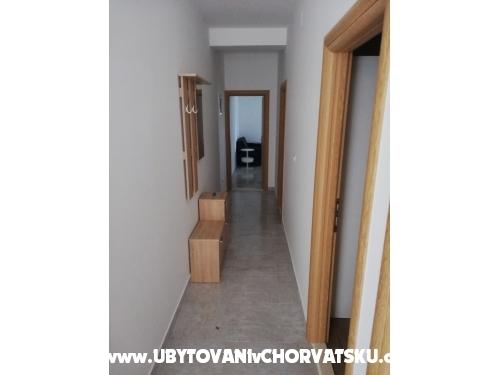 Apartmány Kabli1 - Drace & Trstenik Chorvátsko