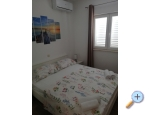 Apartmány Kabli1 - Drace & Trstenik Chorvatsko